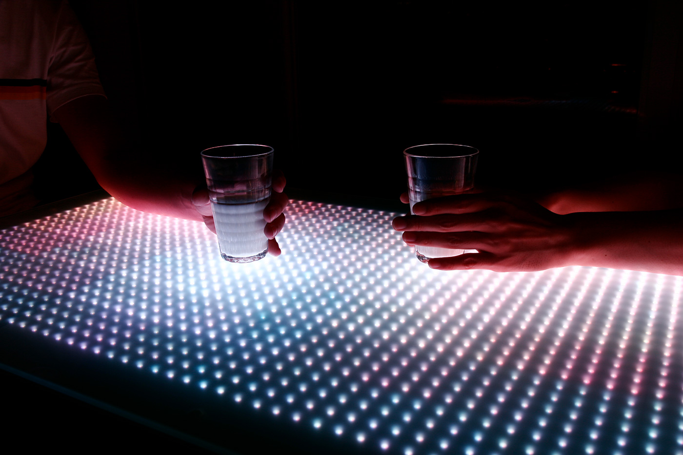 RGBy desk