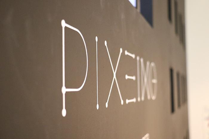 PIXEING